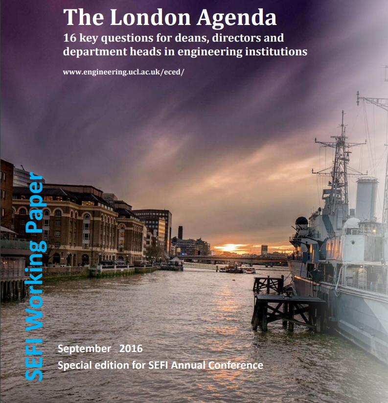 London Agenda