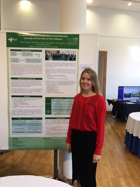 SEFI 2017 – Best Paper And Best Poster