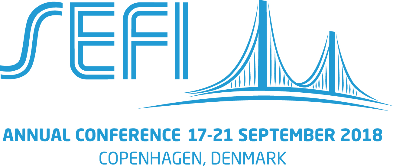 SEFI 2018 – CALL FOR PAPERS