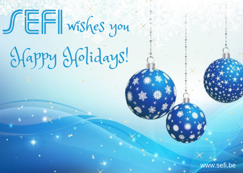 Holiday Wishes From SEFI